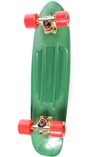 Diamond Supply Co. Skateboard Cruiser in Green