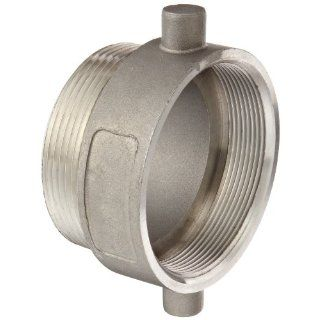 Dixon 30RDSSAP Series Stainless Steel Tank Truck Fitting, Thread Adapter, BSPP Female x NPT Male Industrial Pipe Fittings Industrial & Scientific