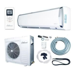 Celiera 24,000 BTU 2 Ton Ductless Mini Split Air Conditioner and Heat Pump 70GWX
