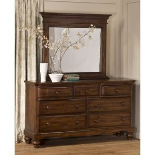 Hillsdale Hamptons 7 Drawer Dresser 1763 717