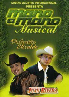Mano a Mano Musical: Juan Rivera Vs. Valentin Elizalde: Juan Rivera, Valentin Elizalde, Various: Movies & TV