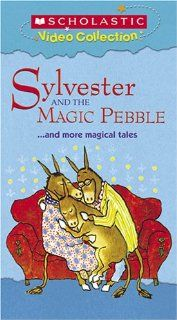 Sylvester and the Magic Pebbleand More Magical Tales (Scholastic Video Collection) [VHS] John Lithgow Movies & TV