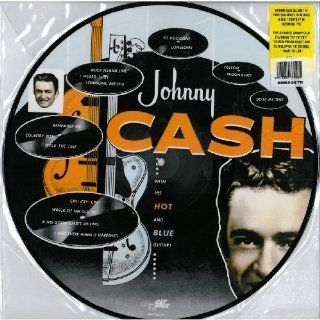 Johnny Cash with His Hot and Blue Guitar [Vinyl] Music