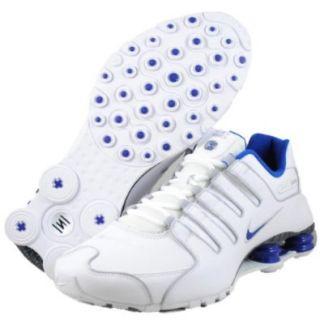 325201 125Nike Shox NZ EU White47 US 12,5: Schuhe & Handtaschen
