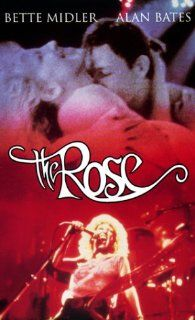 The Rose [VHS] Alan Bates, Bette Midler, Frederic Forrest, Barry Primus, David Keith, Mark Rydell VHS