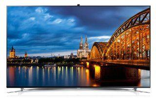 Samsung UE75F8090 189 cm ( (75 Zoll Display),LCD Fernseher,1000 Hz ) Heimkino, TV & Video