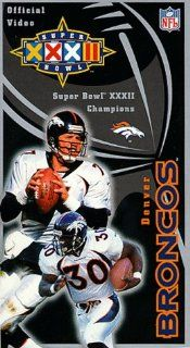 Super Bowl XXXII   Denver Broncos Championship Video [VHS] Denver Broncos, Green Bay Packers, NFL Movies & TV