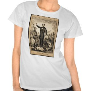 Freedom For All, Both Black and White 2 Tee Shirt