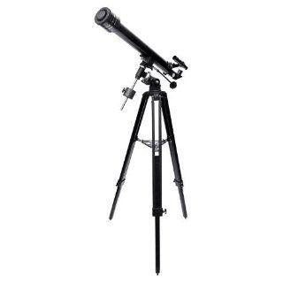 Vivitar Refractor Telescope   Black (VIV TEL 60700)  Refracting Telescopes  Camera & Photo