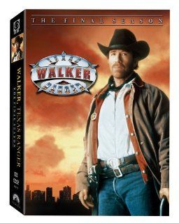 Walker Texas Ranger   The Final Season: Chuck Norris, Clarence Gilyard Jr, Sheree J. Wilson, Tony Mordente, Eric Norris, Michael Preece, Joe Coppoletta, Jerry Jameson: Movies & TV