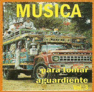 Musica Para Tomar Aguardiente Vol.3(2cd's) Music
