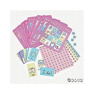 Bridal Shower Bingo   Games & Activities & Games
