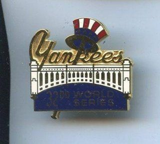 1978 World Series Press Pin New York Yankees MINT   MLB Pins And Pendants  Sports Related Pins  Sports & Outdoors