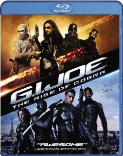 G.I. Joe: The Rise of Cobra [Blu ray]: Dennis Quaid, Channing Tatum, Sienna Miller, Marlon Wayans, Stephen Sommers: Movies & TV