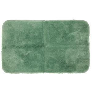 Mohawk Spring Green 24 in. x 40 in. Bath Mat 276842