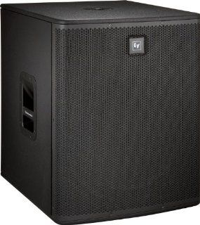 ELECTRO VOICE ELX118P Powered Speaker Cabinet Musical Instruments