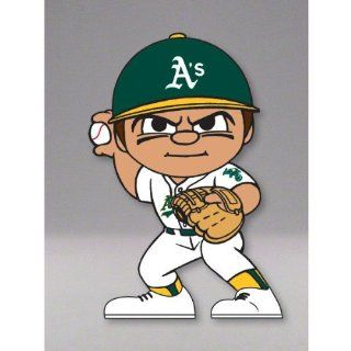 "Oakland Athletics Official MLB 2.75"" Collectible Toy Figure  Sports Fan Toy Figures  Sports & Outdoors"