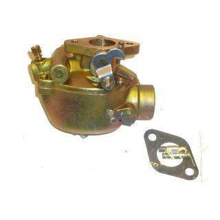 8N9510C Ford Tractor Marvel Schebler Carburetor w/ Mounting Gasket 2N 8N 9N  Patio, Lawn & Garden