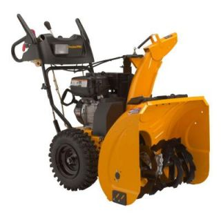 Poulan PRO 30 in. Two Stage Electric Start Gas Snow Blower with Power Steering DISCONTINUED PR12530