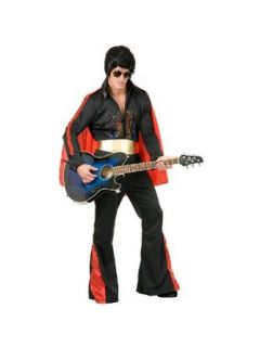 Rhinestone Rock Star Costume (Different than picture, see desc): Clothing