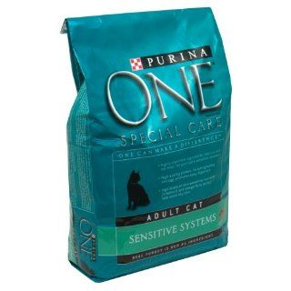 Purina ONE Sensitive Systems Cat Food, Adult 3.5 Lb.  Dry Pet Food