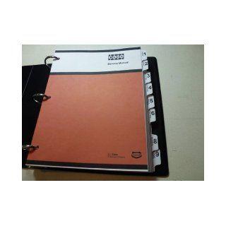 Case 980B Excavator Service Repair Shop Manual: J.I. Case: Books