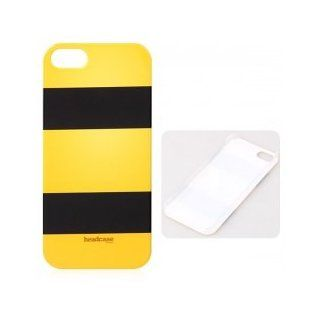 iBee Series Smooth Fit Case for iPhone 5 Case (Bee Style)