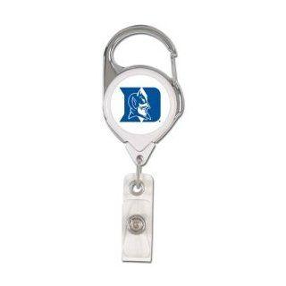 Duke Blue Devils Retractable Premium Badge Holder Clothing