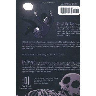 Anya's Ghost: Vera Brosgol: 9781596437135: Books