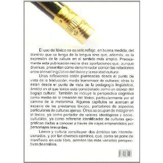 L�xico y Cultura (Spanish Edition): Mar�a Josefa Reyes: 9788492669103: Books