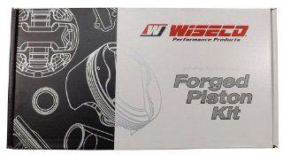 Wiseco (SK1394) 91.00mm 9.5:1 Compression 4 Stroke Piston Kit for Ski Doo Snowmobile: Automotive