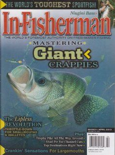 In Fisherman Magazine March/April 2013: Various: Books