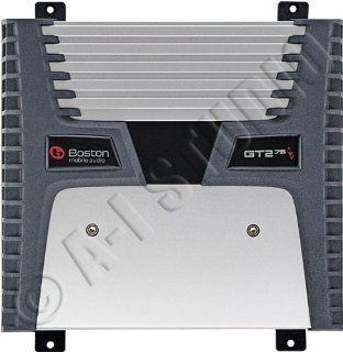 Boston Acoustics GT 275 2 channel car amplifier    75 watts RMS x 2  Vehicle Amplifiers