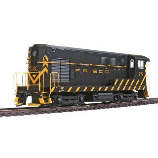 Walthers PROTO 2000 HO Scale Fairbanks Morse H10 44 Powered With Sound And DCC   St. Louis San Francisco #276: Toys & Games