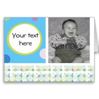 baby boy birth announcements cards