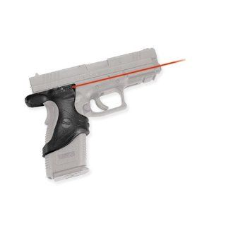 """Crimson Trace Springfield Armory """"XD(.45ACP) Polymer Grip Overmold Front Activation""""  Gun Grips  Sports & Outdoors"""