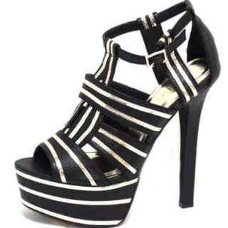 Liliana Women's Saraya 18 Platform Pump: Shoes