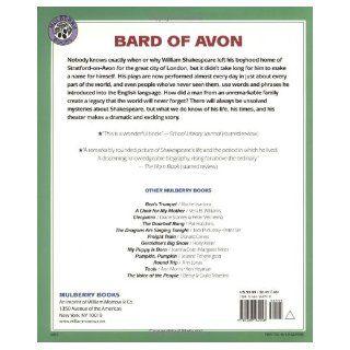 Bard of Avon: The Story of William Shakespeare: Diane Stanley, Peter Vennema: 9780688162948: Books