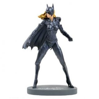 Alicia Silverstone Autographed 1997 Batman & Robin Batgirl Statue: Alicia Silverstone: Entertainment Collectibles