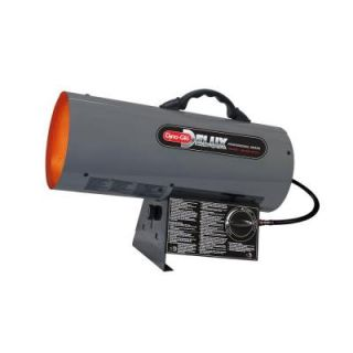 Dyna Glo Delux 30K   60K BTU LP Forced Air Propane Portable Heater RMC FA60DGD