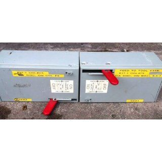General Electric Type QMR Panelboard CAT# QMR323 100AMPS 240V: Electronic Components: Industrial & Scientific