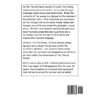 Curious Quique / Curioso Quique The Torres Family Vol. 1 (Spanish and English Edition) Millie Lawhon 9781478313380 Books