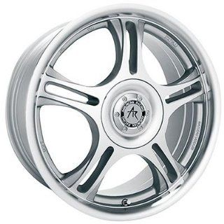 American Racing ARE 956714 Wheel, Estrella, Aluminum, Silver, 16 in. x 7 in., 5 x 4.25/4.5 in. Bolt Circle, 5.375 in. Backspace, Each Automotive