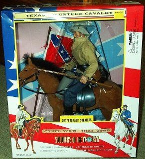 Soldiers of the World   Cavalry Union Soldier Toys & Games