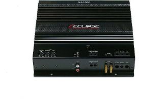 Eclipse Car Audio Amplifier 480 Watts RMS 640 Watt XA1000  Vehicle Amplifiers