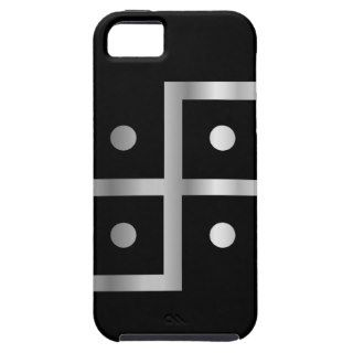 Symbol of Hinduism Swastika iPhone 5 Covers
