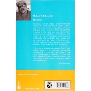 Elenisima. Ingenio y figura de Elena Poniatowska (Spanish Edition): Michael K. Schuessler: 9786077000877: Books