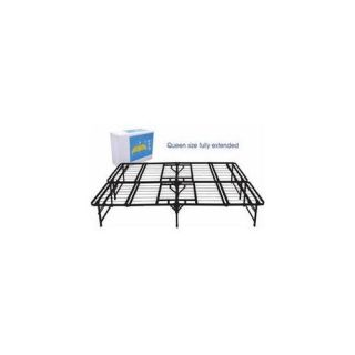 Pragma Bed QSB401 2 Quad Fold Queen 80 x 60 Metal Bed Frame: Furniture