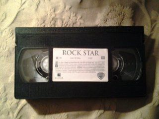 Rock Star [VHS]: Mark Wahlberg, Jennifer Aniston, Dominic West, Jason Bonham, Jeff Pilson, Zakk Wylde, Timothy Spall, Blas Elias, Nick Catanese, Brian Vander Ark, Timothy Olyphant, Dagmara Dominczyk, Stephen Herek, George Clooney, Michael Fottrell, Mike Oc