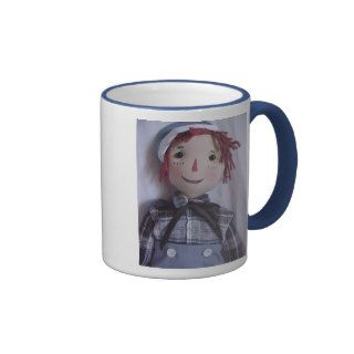 Sweet 1920's Style Andy Coffee Mug